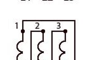 Что будет если неправильно соединить обмотки трехфазного двигателя