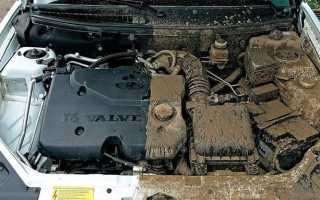 Чем отмыть двигатель от нагара в домашних условиях
