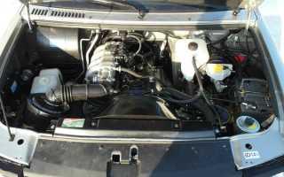 Как установить двигатель от мерса на уазах