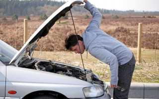 Что с машиной если двигатель нагревается обороты падают