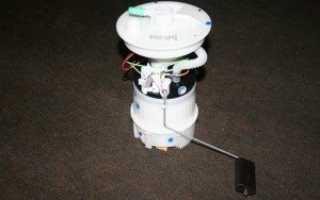 Топливный фильтр Форд Фокус 2 рестайлинг