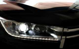 Какие лучше лампочки ближнего света на Форд Фокус 2