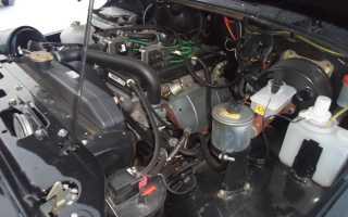 Как установить зажигание на 409 двигателе инжектор
