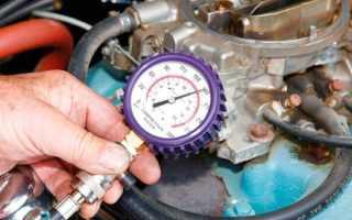 Влияет ли компрессия на запуск двигателя зимой дизель