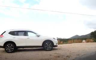 Nissan X Trail обзор видео