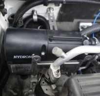 Гидроник может ли работать при включенном двигателе