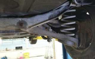 Ремонт задней подвески Форд Фокус 2 рестайлинг
