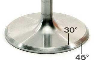 Как притереть клапана в домашних условиях