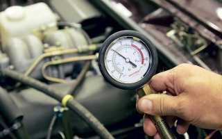Что такое компрессия в двигателе