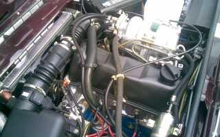 Горит лампа неисправности системы управления двигателем ваз 2107