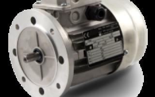 Холостой ход трехфазного двигателя с короткозамкнутым ротором