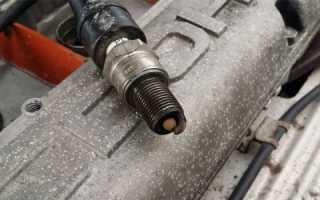 Форд Фокус 2 замена свечей