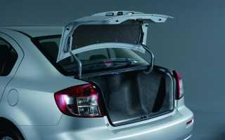 Не открывается багажник Форд Фокус 3 седан что делать