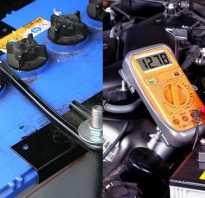 Форд Фокус 2 рестайлинг аккумулятор