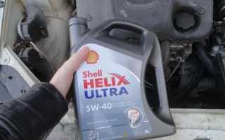 Через сколько тысяч менять масло в двигателе приора
