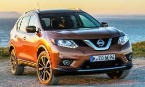 Объем и размеры багажников автомобилей серии Nissan X-Trail
