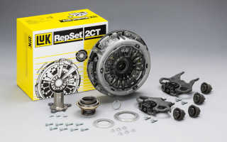 Замена сцепления PowerShift Ford Focus 3