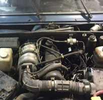 Как установить двигатель от приоры на копейку