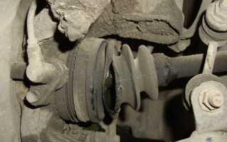 Замена шруса на шевроле ланос