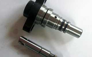 Что менять форсунки или распылители на дизельном двигателе
