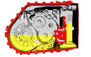 Форд Фокус 3 замена масла в роботе